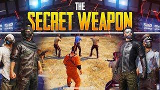 The Secret Weapon   PUBG MOBILE MOVIE   part-1