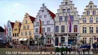 Ein Tag in Friedrichstadt - August 2012