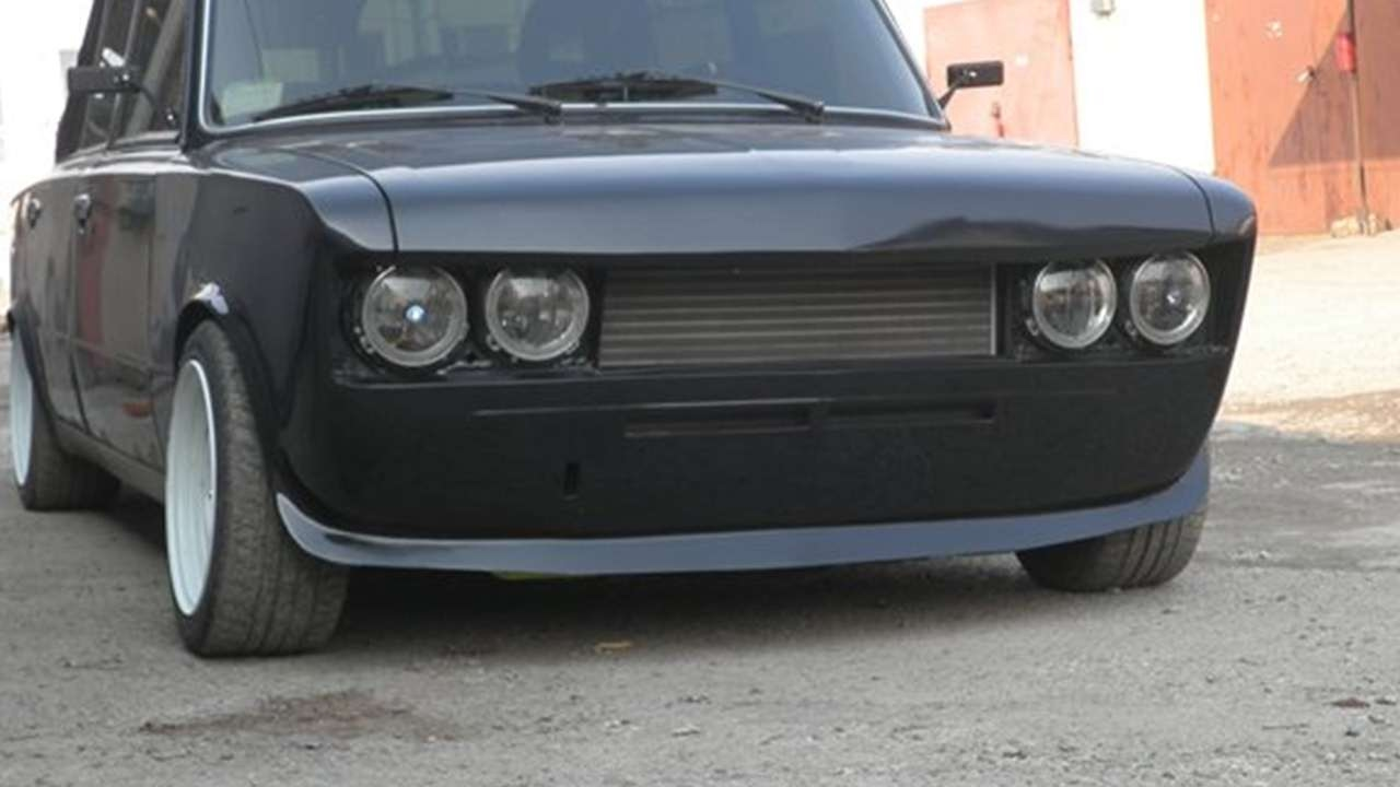 2079. Lada Wide Wheels Tuning [RUSSIAN CARS] - YouTube