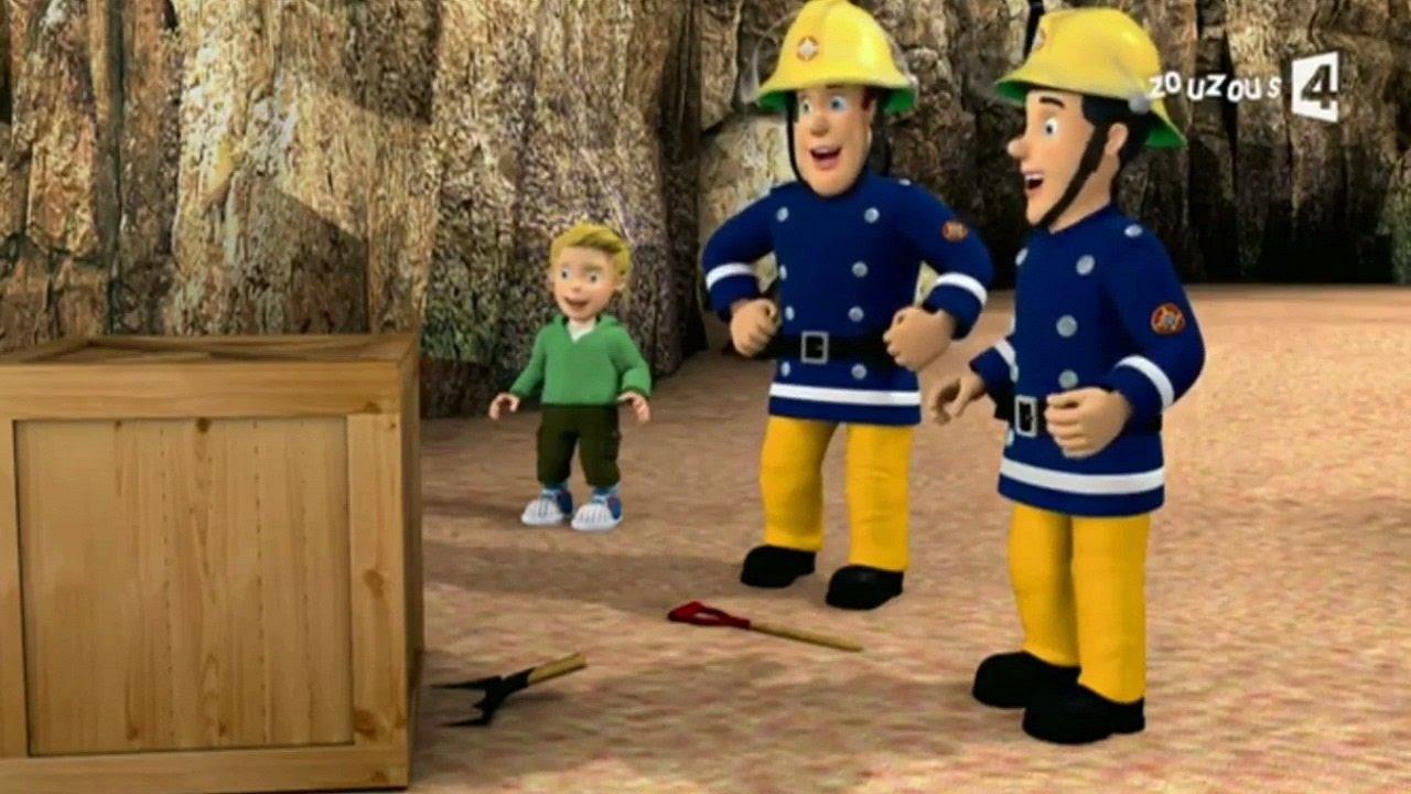 Sam le pompier en francais pisode 22 youtube - Same le pompier francais ...