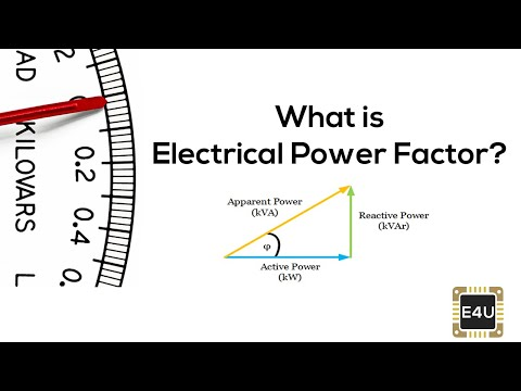 What is Power Factor: Correction, Formula & Definition