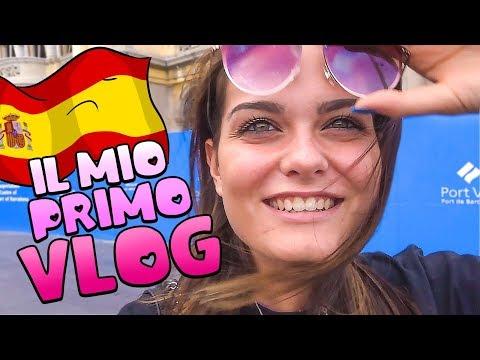 VLOG in SPAGNA! il mio primo vlog.