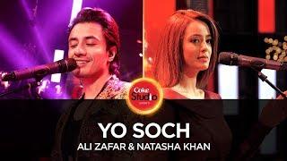Ali Zafar & Natasha Khan, Yo Soch, Coke Studio Season 10, Episode 6. thumbnail