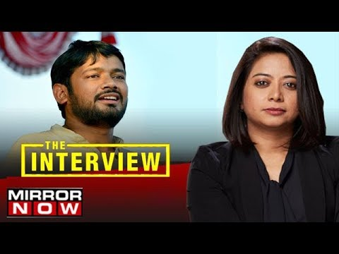 Former JNUSU President Kanhaiya Kumar in an exclusive conversation with Faye D'Souza