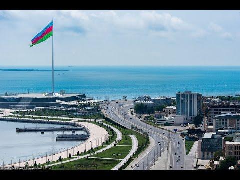 Баку #7 Парк Бульвар Баку Венеция Музей ковров Park Bulvar Baku Venice Azerbaijan Carpet Museum
