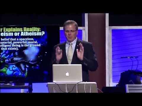 Debate: David Silverman vs. Frank Turek - Examine Reality