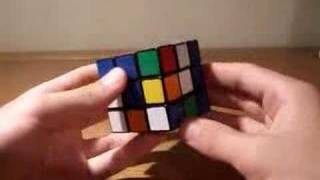 how to solve a rubik s cube faster