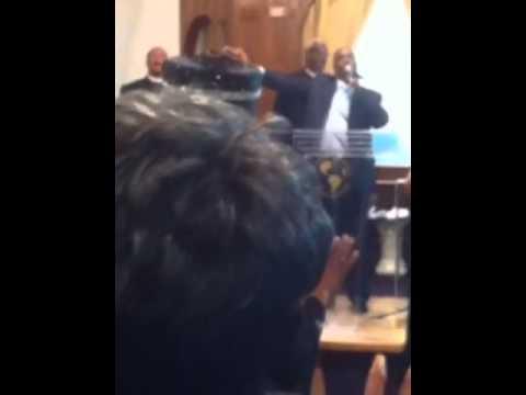 Pastor:     Rodney Posey