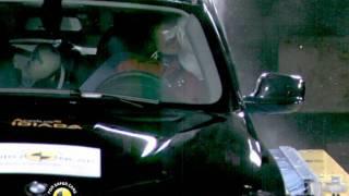 Краш-тест и видео краш-тест BMW X3 (БМВ Х3) - Автомобильный информационный портал - AutoTurn.ru