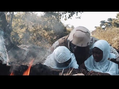 This Is What Happened, When Nigerian Military Rescued The Abducted School Girls In A Short Movie