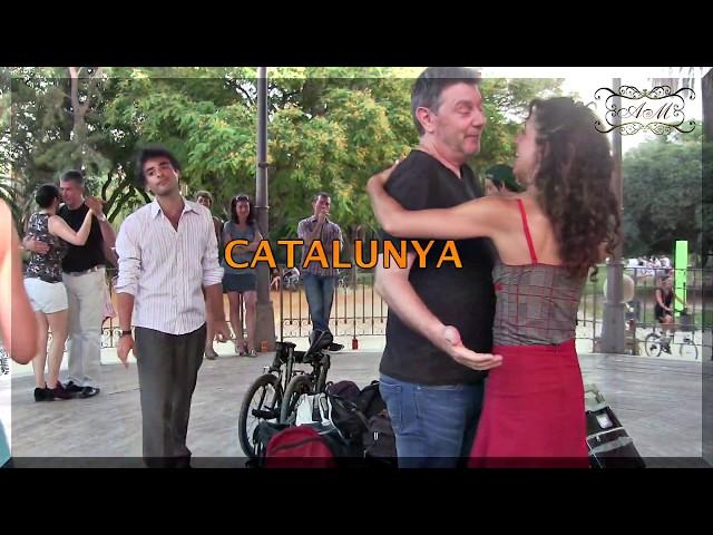 Mismo nombre y parecidas, La Glorieta Milonga, Barcelona