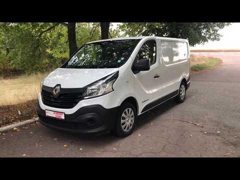 Renault Trafic груз 1.6dci 88kw   Авто из Европы   Офис на колесах   Автоимпорт