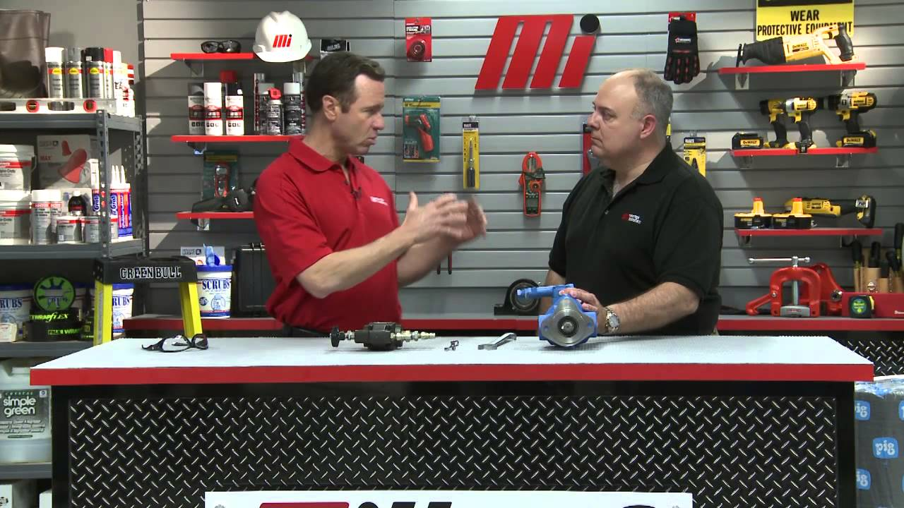 MiHow2 - Eaton/Vickers - How to Set a Pressure Compensated Pump and Relief  Valve