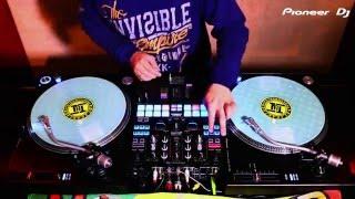 Pioneer : Pioneer DJ DJM-S9 Routine