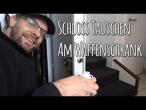Schloss Vom Waffenschrank Macht Probleme, Was Tun? - Let's Shoot #133
