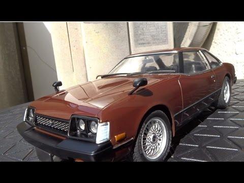 TOYOTA CELICA TA40 GT(1977) ARII 1/24 KIT