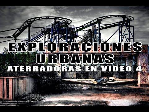 Exploraciones Urbanas Aterradoras En Vídeo #4 L Pasillo Infinito