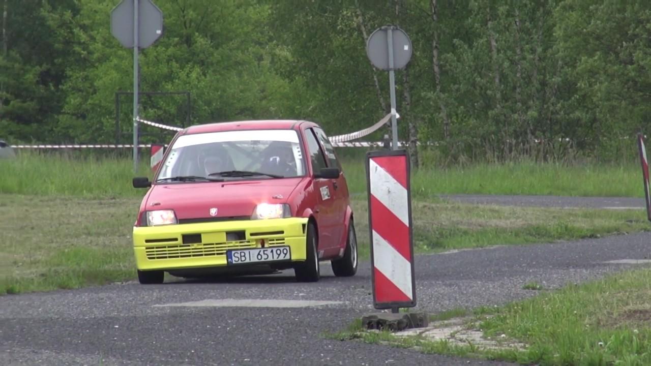 3 Runda SMT 2017 – Paweł Prusinowski / Witold Komraus – Fiat CCS