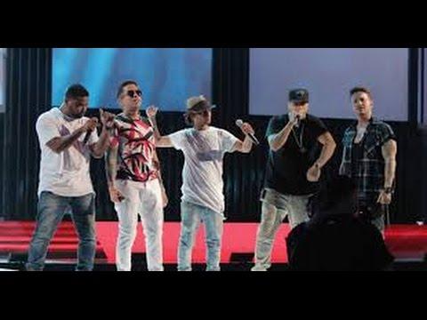 TRAVESURAS  Remix Nicky Jam Arcangel De la Ghetto J Balvin Zion  2015 PUERTO RICO