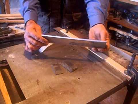 Заточка ножей на эл. рубанок