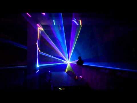 show laser ilda