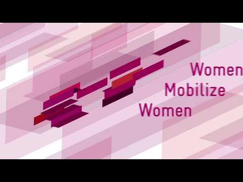 Women Mobilize Women Conference live from the ITF in Leipzig