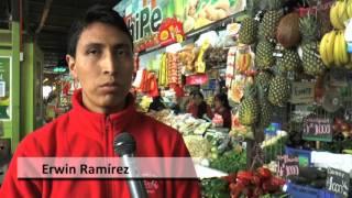Encuesta elecciones Peru 2016 Chile Televisión 1