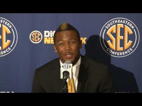 2012 SEC Media Days - E.J. Gaines - Missouri