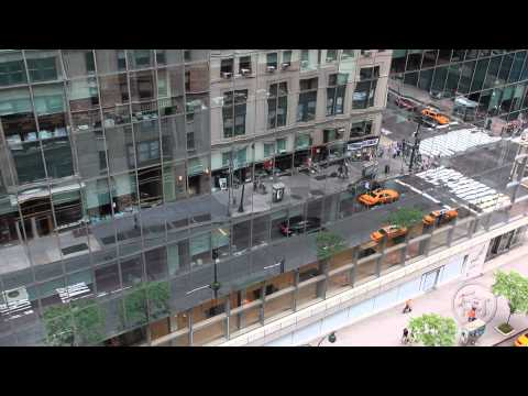 New York travel video from ArmchairTourist.com Library Hotel