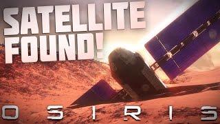 Osiris New Dawn - CRASHED SATELLITE FOUND! Dawn of Aziel Update - Osiris New Dawn Gameplay