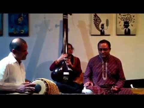 Akhilandeshwari - Raga Dwijavanti - Adi Talam