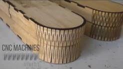 Laser Cutting Bamboo Sheet