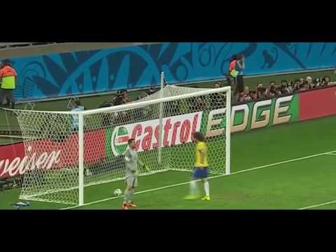 Brazilia vs Németország 1-7 Összefoglaló (VB 2014 Brazilia)