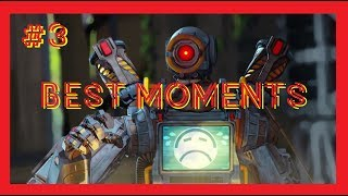 💎 Apex Legends 💎 Funny Moments and EPIC fails #3 [MARCH …