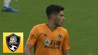 Raul Jimenez's penalty equalizes for Wolves against Southampton | Premier League | NBC Sports