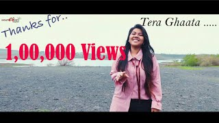 Tera Ghata | Gajendra Verma Ft. Karishma Sharma | VANI RAO | Official Cover|female version
