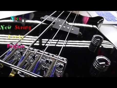 rogue bass sx100 b earnie ball flatwound strings with guitar amp youtube. Black Bedroom Furniture Sets. Home Design Ideas