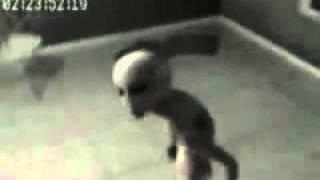 美国终于公布了活着的外星人的视频!