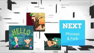 Cartoon Network Check it Up Next Phineas & Ferb [Fan-Made]