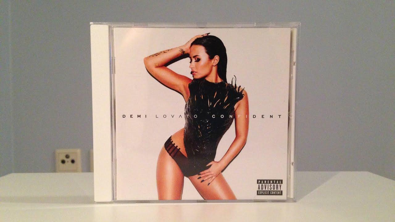 Demi Lovato Confident Album Cover >> Demi Lovato - Confident (Deluxe Edition) (Unboxing) HD - YouTube