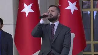 Beştepe Millet Camii İmamı Adem Kemaneci- 30 Ağustos Resepsiyonu Kuran Tilaveti