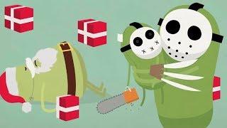 Dumb Ways To Die - Old Way Santa To Die Full Compilations - Funny Trolling Gameplay Walkthrough