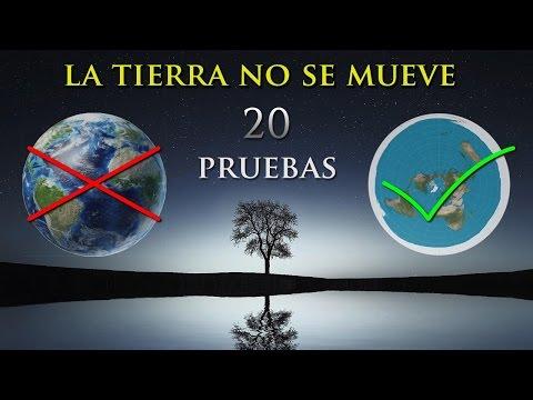 20 Pruebas de que la Tierra NO se mueve