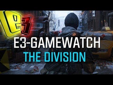 Gamewatch: The Division - Videoanalyse zu Ubisofts Open-World-Überraschung