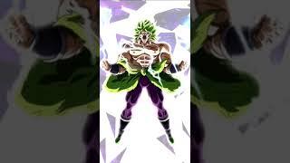 MASTERED SUPER SAIYAN BROLY TRANSFORMATION! | Dokkan Battle JP!