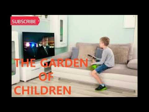 The Garden of children  Ububi bwa Television kumwana wawe