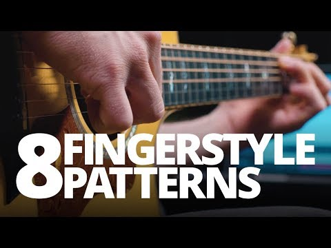 8 Fingerstyle Patterns You Must Know