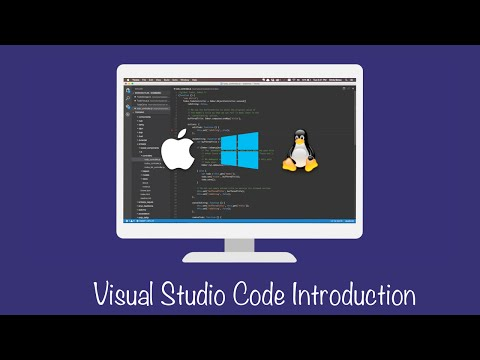 Visual Studio Code Introduction