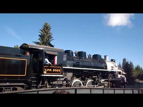 Railway Days 2017 Heritage Park Calgary,AB Part 2