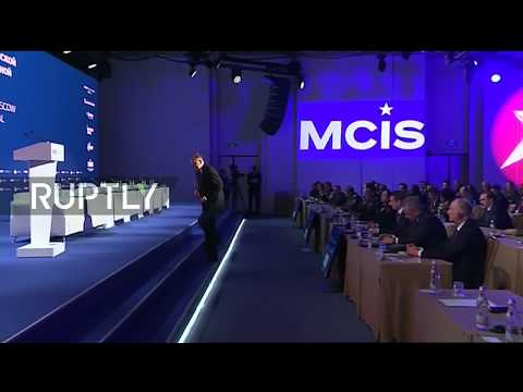 LIVE: Seventh Moscow Conference on International Security kicks off